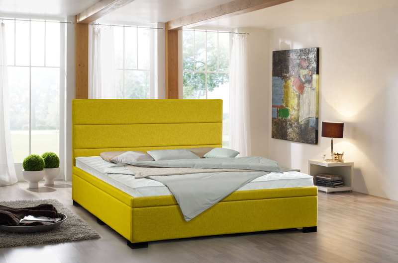 Boxspring-look waterbed Casino - Afbeelding 1